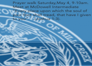 Millcreek Prayer Walk