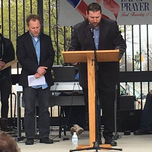 2016 National Day of Prayer by PrayErie