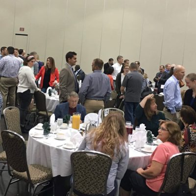 ECBLA 2019 Prayer Breakfast Image 1