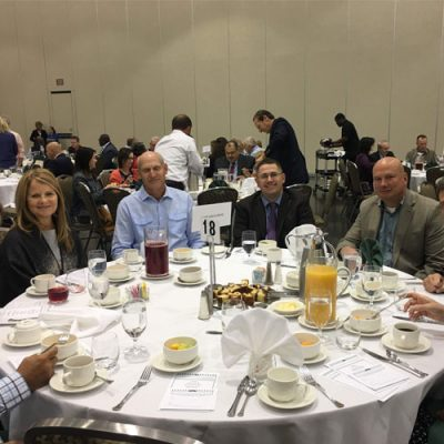 ECBLA 2019 Prayer Breakfast Table 18