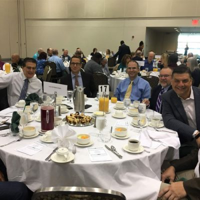 ECBLA 2019 Prayer Breakfast Table 17