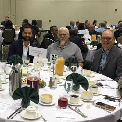ECBLA 2019 Prayer Breakfast Table 25