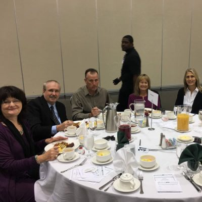 ECBLA 2019 Prayer Breakfast Table 31