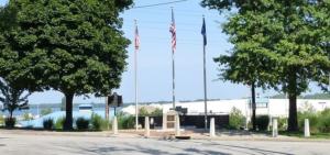 Fort PI memorial