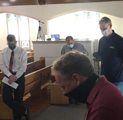 prayer before 2